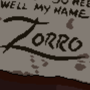 The note of Zorro