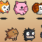 Animal orbs (Castle Crashers)