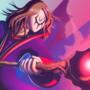 Masked Warlock | Dungeons & Dragons