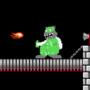 Super Mario Bros Anonymous Frog