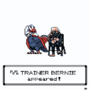 Bernie Pokemon Trainer