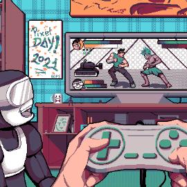 Pixel Day 2021!