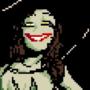 pixel hot gigant woman