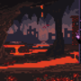 Terraria : Hell Biome : Environmental Fanart