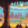Terraria : Desert Biome : Environmental Fanart