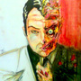 Two-Face by Schteeve