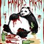 Panda's Part Hard by Lazymodecomics