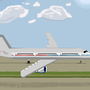 Airplane by nsdvjp