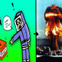Franticme Minecraft #2 by Eskibro
