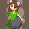 Chibi Kitty Gina
