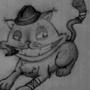 Pimp Cat by Junctafunkis