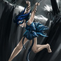Hark Cried The Raven. by Kuoke
