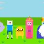 Adventure Time on...