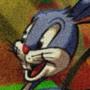 40's-style Bugs Bunny