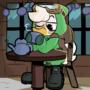 Louie Duck Hot Cocoa