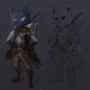 Cat Character Concept