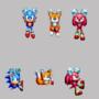 Sonic Mania Custom Animation - Sandopolis