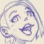 Vampy gorl