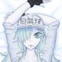 White Blood Cell Dakimakura Side A