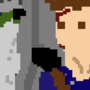 Nathan Drake-Uncharted 4 Pixel Art