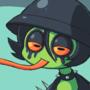 Froggy sit