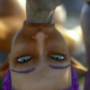 Busty Elf With Heterochromia Gets Throated (and meme)