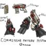Maid Heresy weapon concept dump