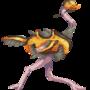 Armored Ostrich