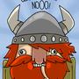 Those Naughty Vikings by pencilbandit