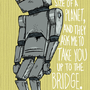 Paranoid Android by pencilbandit