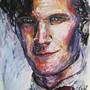 Matt Smith by pencilbandit