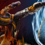 Mortal Kombat by vylent