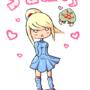 Samus's dress by VooDooDollMaster
