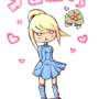 Samus's dress