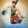Portal 2 by AJennyPenny