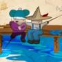 Dem' Fishies! by AdamRaca