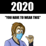 2021 mask fashion (feat. Randy & Maggie)