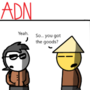 Noobanimated's ADN comic collection 5