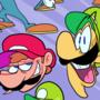 Mario & Luigi Expressions