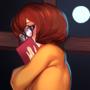 Jinkies! You surprised Velma