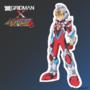 Gridman X Megaman BN