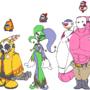 Shy guy squad