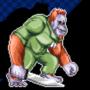 Orangutan - [PixelArt]