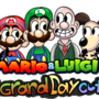Mario & Luigi: A Grand Day Out (feat. Wallace & Gromit)