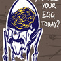 How Would You Like Your Egg. by Kuoke
