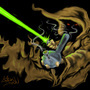Red Eye Jedi by GoreCrew01