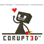 C0RUPT3D L0G0 by coruptedGames