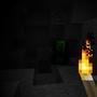 Waiting in the dark by JonWB