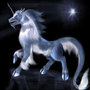 Dragon unicorn by Sandragon