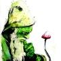 Green Man in Thought by Marmitebrain
